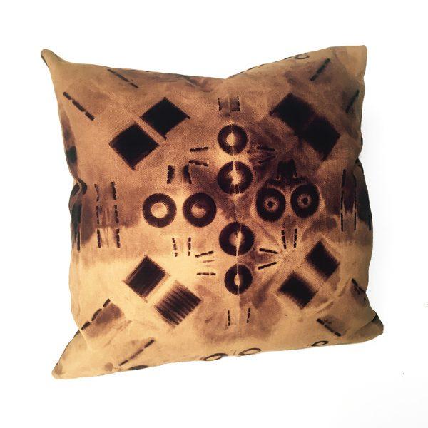 BLAK RUST HOME Fabric Pillow