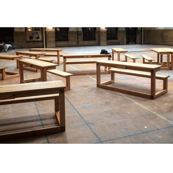 Bones and All Ace Hotel Riser Tables