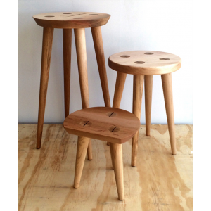 Bones and All Madewell Stools
