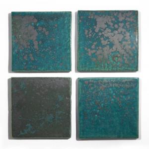 Braddock Tiles Barium Blue Architectural Tile