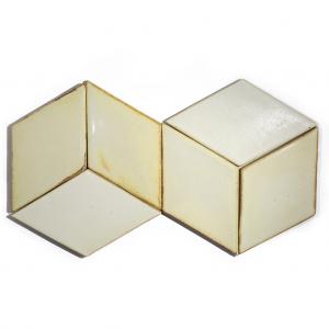 Braddock Tiles Yellow Salt Architectural Tile