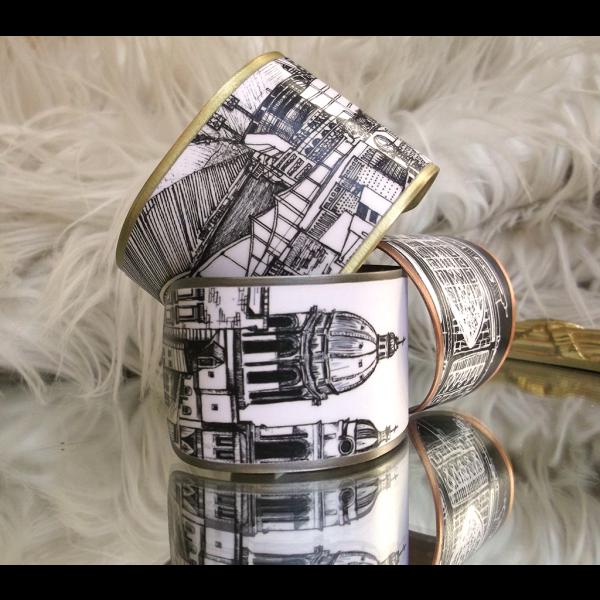KLoRebel Art Wearable Art Cuff