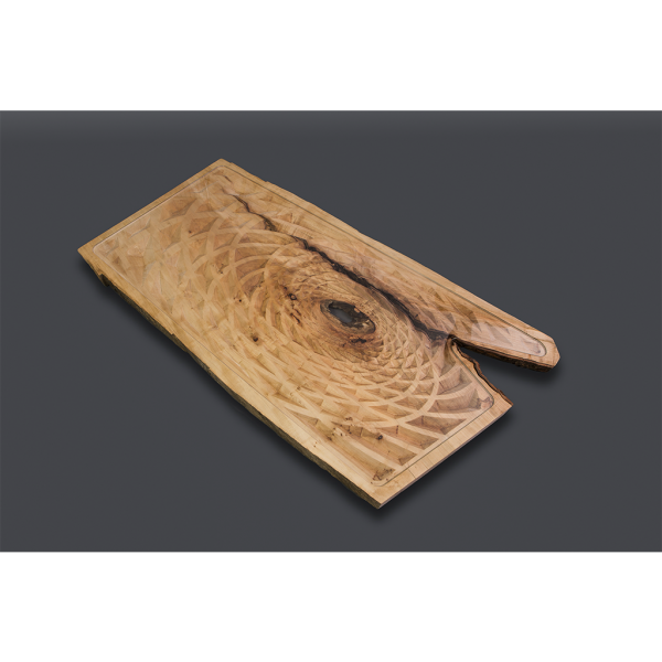 Deep Green Woodworks The Cerebral Concepts Coffee Table Top