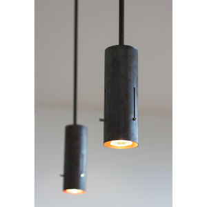 EngineHouse Adjustable Copper Pendant