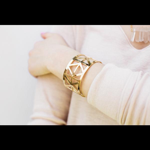 Frost Finery Bracelets
