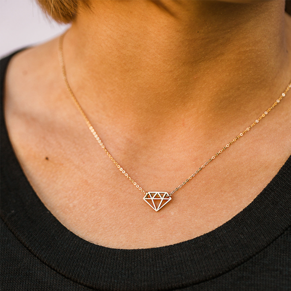 Frost Finery Necklaces