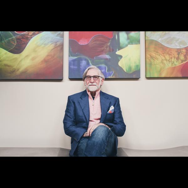 Glenn Olcerst Corporate Art Photography Installation