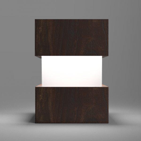 KerfCase's Lift Lamp
