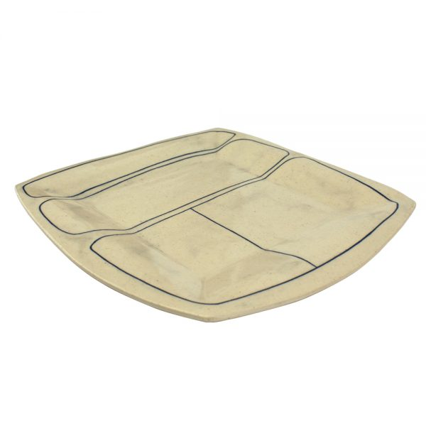 Magnet Ceramics Topo Tableware Plate