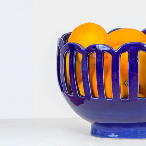 Margaret Haden Fruit Basket