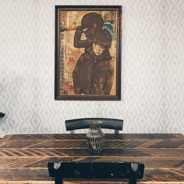 Modest Studios Custom Screen Printed Interior Products