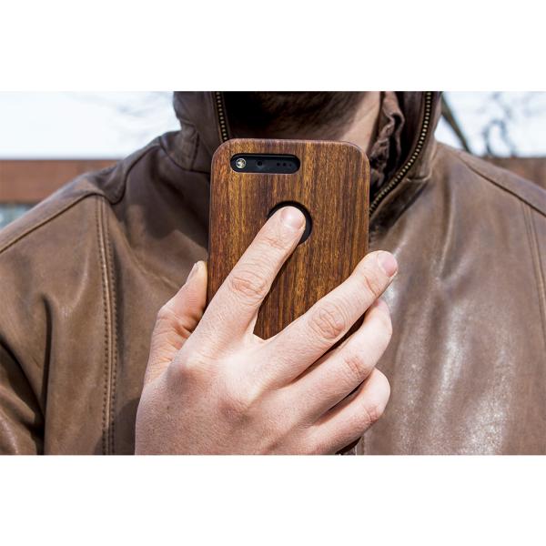 KerfCase Handcrafted Wood Phone Case