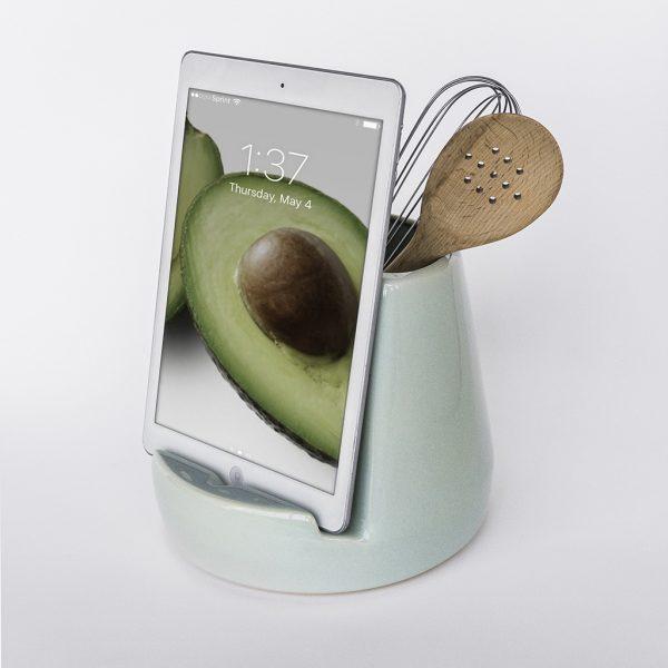 Stak Ceramics Kitchen Tablet Dock