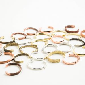 Studebaker Metals Cuff Bracelets